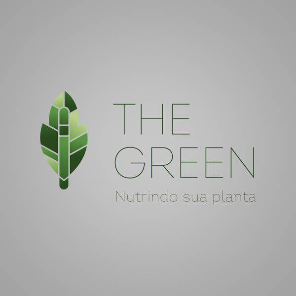 The Green logo